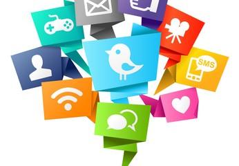 média sociaux