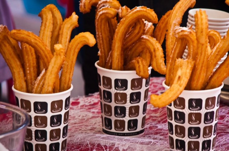 machine a churros