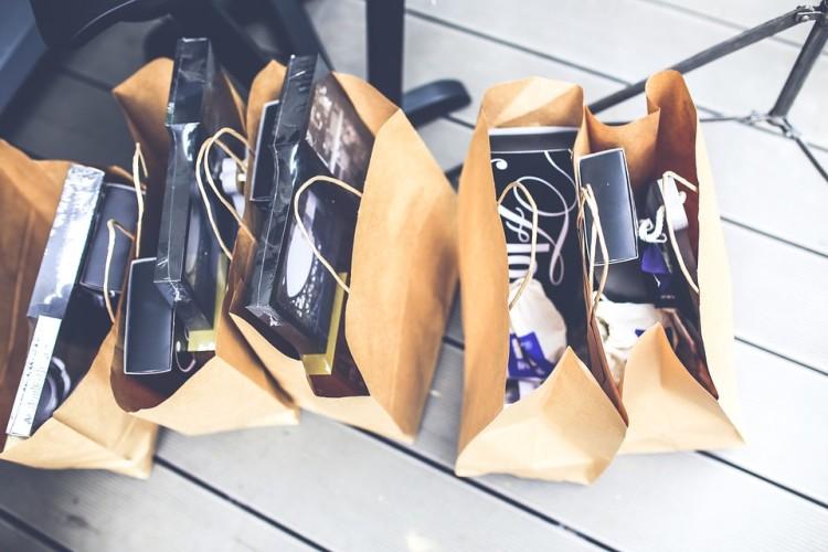 sac papier personnalisé