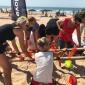 team building survivor challenge